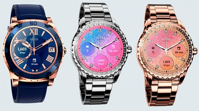 smartwatches guess